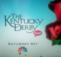 Kentucky Derby, sponsored by Yum