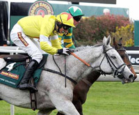Neptune Collonges noses to the front
